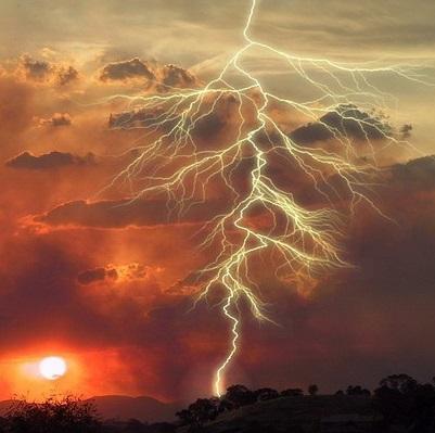 colpo di fulmine