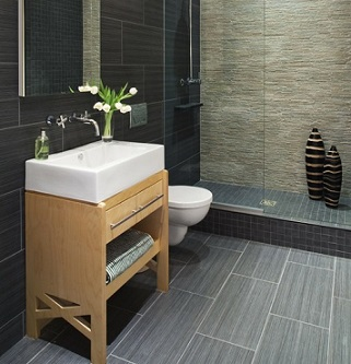 Ardesia e home staging home staging school - Bagno in ardesia ...