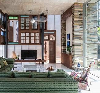 Casa Collage e Home Staging